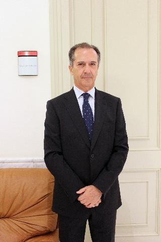 El magistrado Miguel Colmenero Menéndez de Luarca