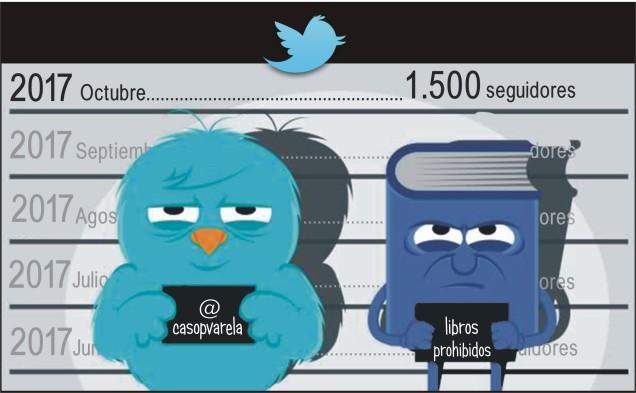 1500 seguidores