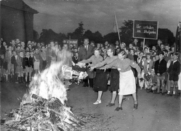 República Democrática Alemana en 1953