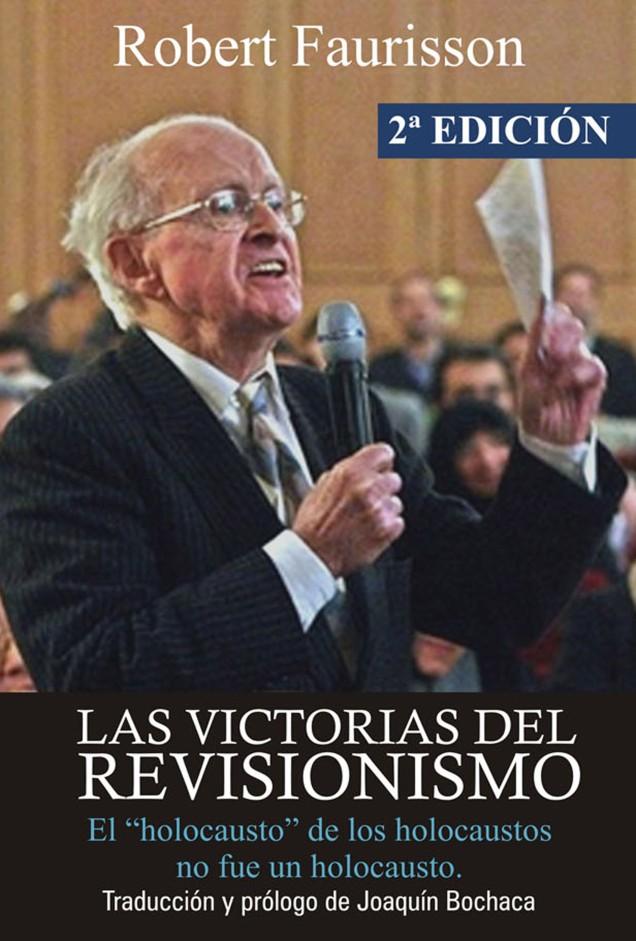 PORTADA_FAURISSON 2ª edicion Publicidad