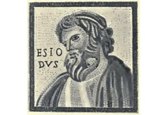 Hesiod-Mosaic