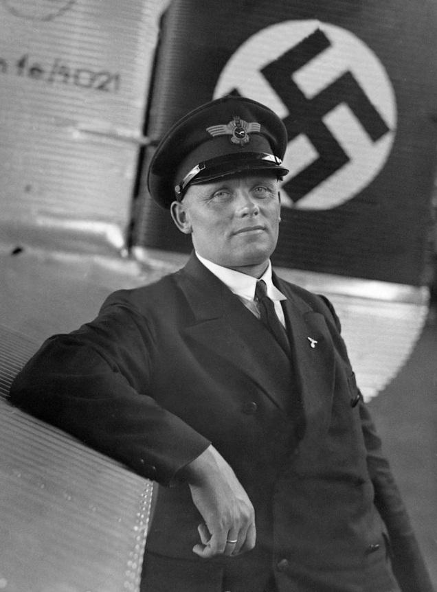 HANS BAUER 1934 RETOCADA